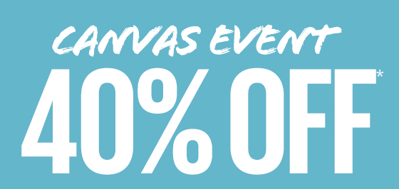 40% OFF Canvas