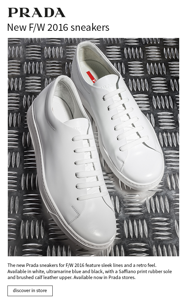 New S/S 2016 sneakers