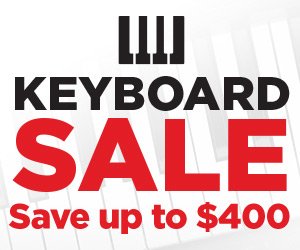 Keyboard and Controller Sale