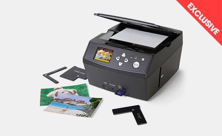 The 22 Megapixel Photograph To Digital Picture Converter