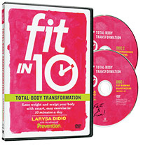 Fit In 10 Total-Body Transformation