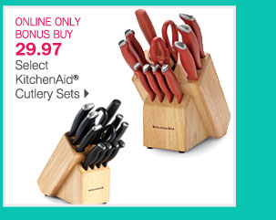 ONLINE ONLY BONUS BUY: 29.97 Select 