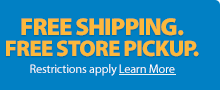 Free shipping. Millions of items.