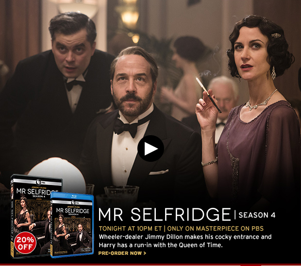 MR SELFRIDGE | SEASON 4
