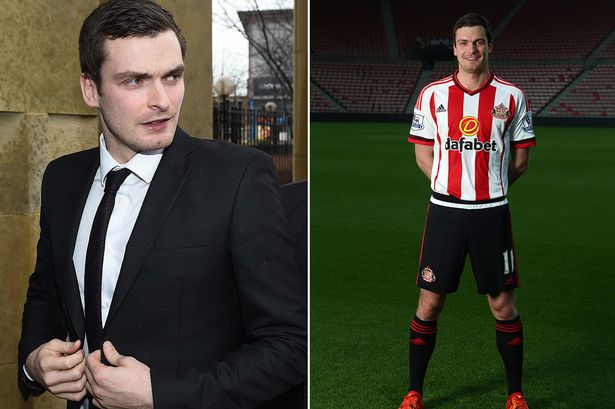 Five people who identified Adam Johnson's victim hit with harassment warnings