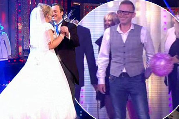 Woman shocked as 'husband' appears on Saturday Night Takeaway with his new WIFE