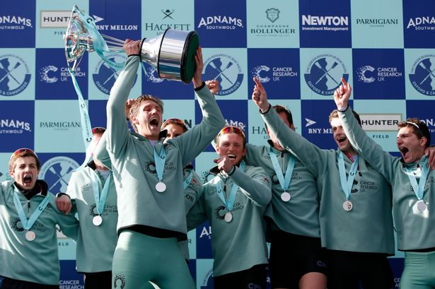 Cambridge power to impressive victory over Oxford in 2016 Boat Race