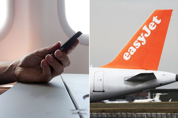 UK bound Easyjet plane evacuated after 'ISIS messages seen on passenger's phone'