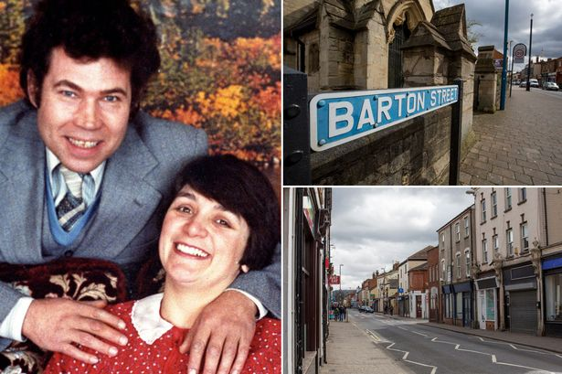 Road near Fred West's former home hailed as Britain's most multi-cultural
