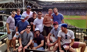 Up to 48% Off Rooftop Cubs Game