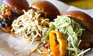 Up to 40% Off Tacos, Sliders and Margaritas at BBQ Joint