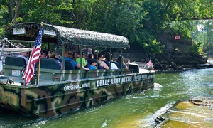 Dells Army Duck Tour—Up to 38% Off Amphibious Tour