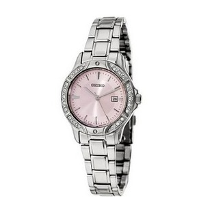 Seiko Women's Bracelet Watch $58 Shipped