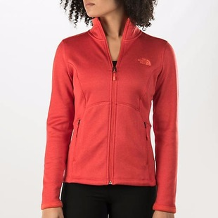 Women's North Face Full-Zip Jacket $45
