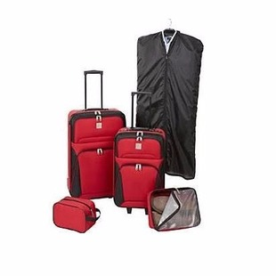 Expandable 5pc Luggage Sets $40 Shipped