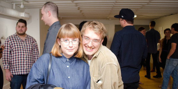 Party Pics: March 18 at Blank Check Gallery
