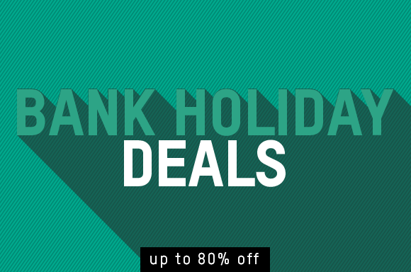 BANK HOLIDAY DEALS<br><br> NEW TITLES ADDED!