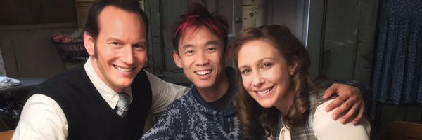 'The Conjuring 2': James Wan Reveals the Sequel's Amityville Connection at WonderCon
