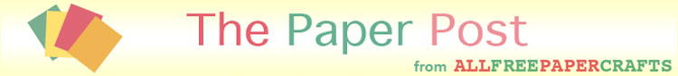 AllFreePaperCrafts's The Paper Post