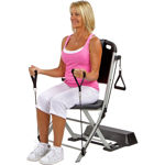 The Resistance Chair Exercise and Rehabilitation System