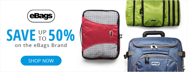 eBags Brand | Save up to 50% on the eBags Brand | Shop Now
