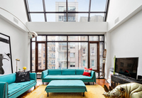 Chelsea Townhouse With Glass Appendage Hits the Market For $9M