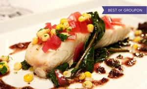 Up to 53% Off Five-Course Tasting Dinner at Oceanique