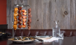 Up to 38% Off Kebabs and American Food at mEAT on Chestnut