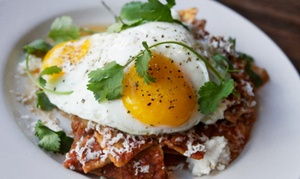 Up to a 54% Off Brunch at The Monarch