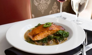 Three-Course Meal for Two or Four at Aquitaine