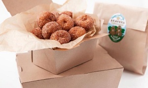 Up to 44% Off at Beavers Donuts Food Truck