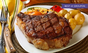 50% Off at Luby's Pub & Steakhouse