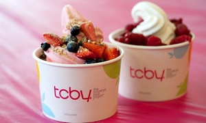 40% Off at TCBY – Oswego