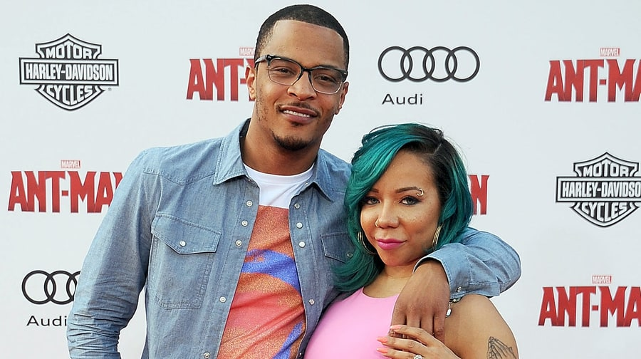 Tiny and T.I. Welcome Baby Girl, Their Third Child Together