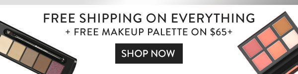 Free Shipping on Everything + Free Makeup Palette on $65+. Shop Now.