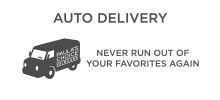 Auto Delivery: Never Run Out of Your Favorites Again