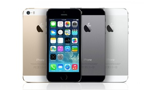 Apple iPhone 5s 16GB, 32GB, or 64GB Smartphone (GSM Unlocked)