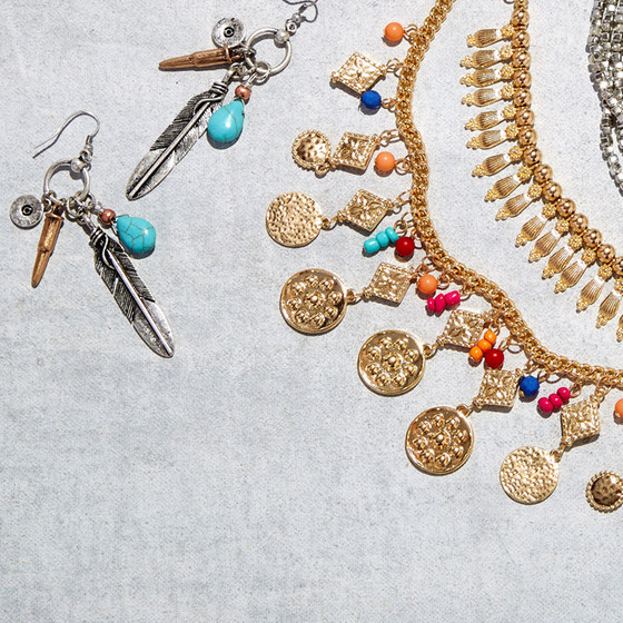 Boho Blowout: Beaded Layers & More | Shop Now