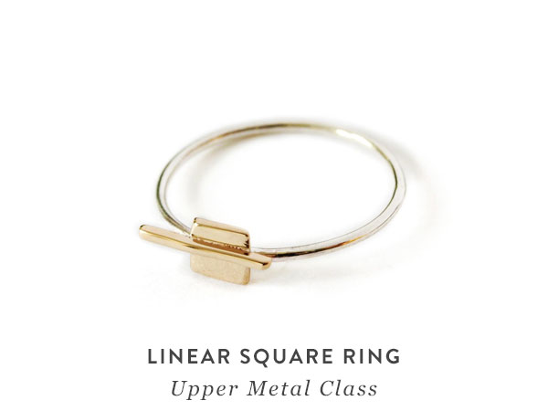 Linear Square Ring