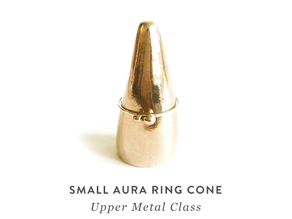 Small Aura Ring Cone