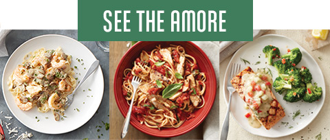 See the Amore at Carrabbas.com/Amore-Mondays