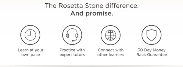 The Rosetta Stone difference