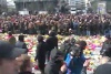 Nationalists start riot at Brussels memorial