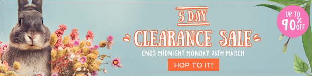 Click here to view our Clearance Sale