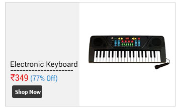 Electronic Keyboard Kids Musical Piano with Mic