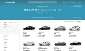 Another batch of Silicon startups takes on car retailing