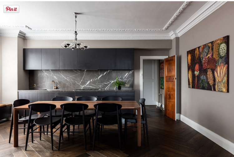 Potts Point Apartment designed and photographed by Tom Ferguson
