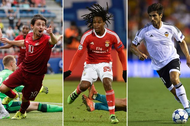 Manchester United send scouts to watch trio of Portuguese stars against Belgium