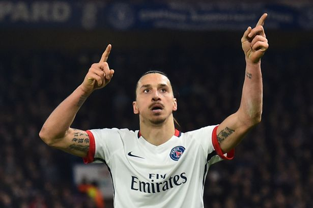 Zlatan Ibrahimovic confirms Premier League interest ahead of potential summer move