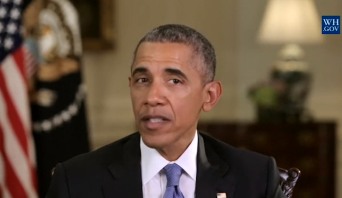 """Obama: """"We have to reject any attempt to stigmatize Muslim-Americans, and their enormous contributions to our country"""""""